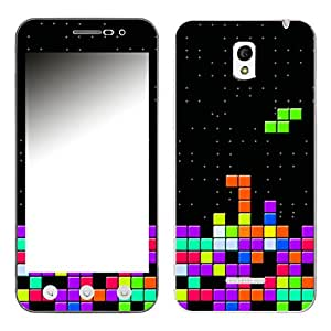 """Motivos Disagu Design Skin para Coolpad Porto: """"Tetris No. 2"""""""