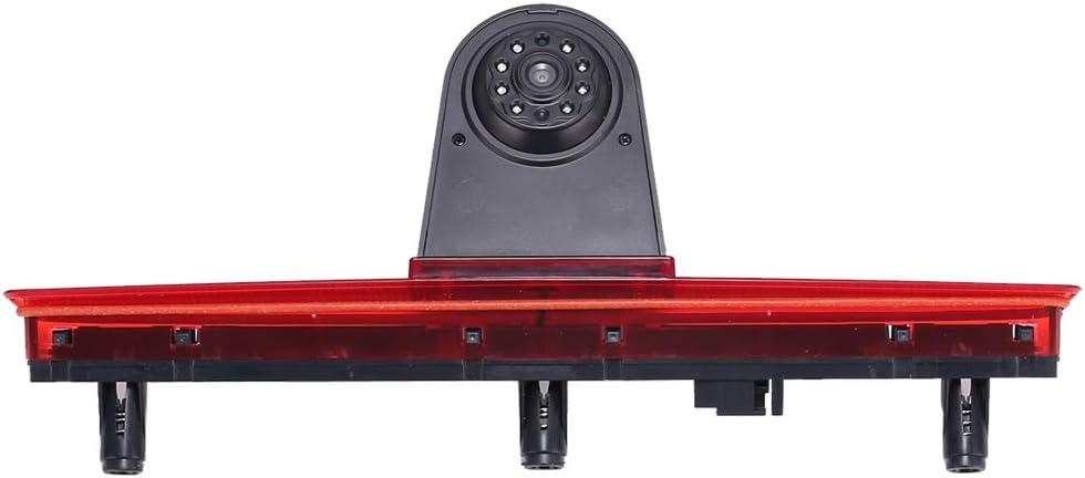 Hd Rückfahrsystem Rückfahrkamera Im 3 Bremslicht Elektronik