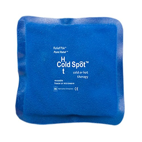Relief Pak 11-1291 Cold and Hot Fabric Compress, 3