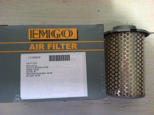 AIR FILTER SUZUKI 13780-01D00, Manufacturer: EMGO, Part Number: 202271-AD, VPN: 12-93810-AD, Condition: New