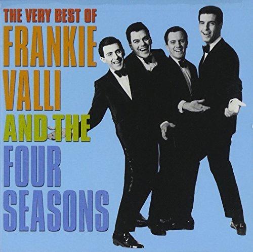 Very Best Of Frankie Valli & Four Seasons by Frankie Vali & The Four Seasons (2003-01-14) (The Very Best Of Frankie Valli)