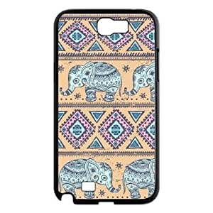 Aztec Elephant New Fashion Iphone 4/4S , Popular Aztec Elephant Case