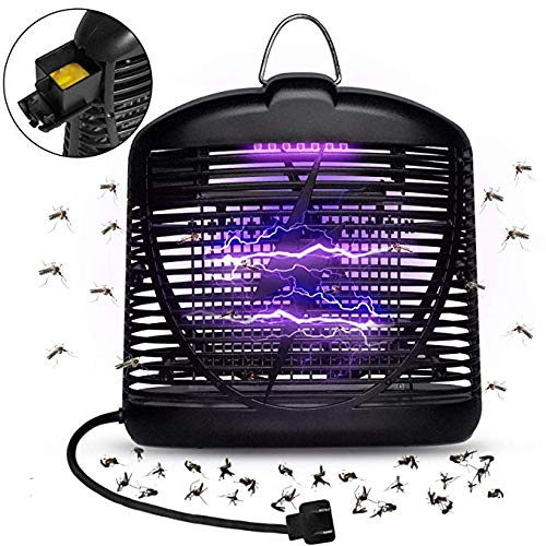 Gogogu Electric Insect Killer, Indoor Outdoor Bug Zapper, Mosquito Trap, Fly Pests Catcher Lamp - for Residential, Commercial, and Industrial Use