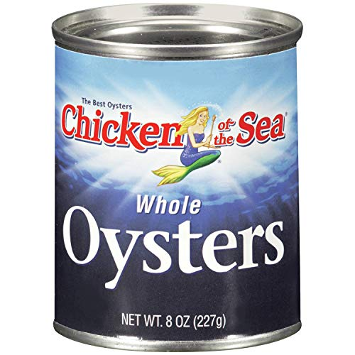 Chicken Of The Sea Whole Oyster, 8 Ounce -- 12 cans per ()