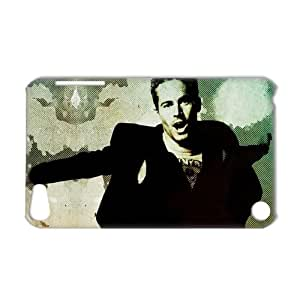 3D Print In memory of Paul Walker Theme Case Cover for IPod Touch 5- Personalized Hard Cell Phone Back Protective Case Shell-Perfect as gift