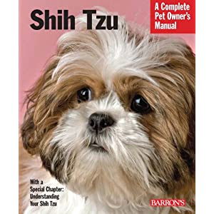 Shih Tzu (Complete Pet Owner's Manual) 31