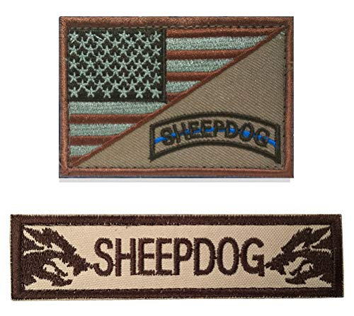 SpaceAuto Bundle 2 Pieces Brown Sheepdog Tag 3.74