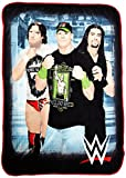 World Wrestling Entertainment So Strong Microraschel Throw, 46'' x 60''