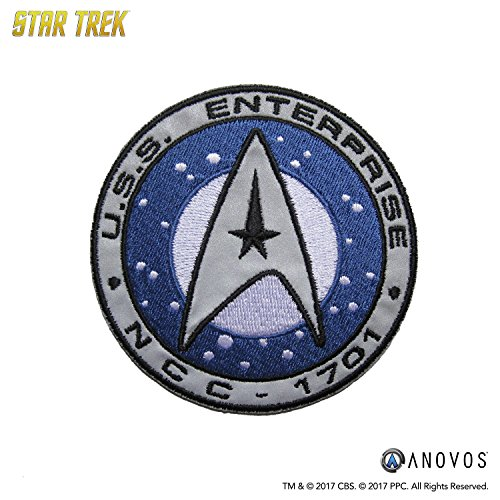 STAR TREK: The Official Patch Collection — Wave 1 Release