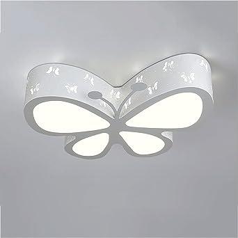 PIAOLING Moderne einfache LED-Deckenleuchte, personalisierte ...