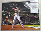 Tommy Pham Autographed Photograph - At Bat 11x14 Wp033574 - JSA Certified - Autographed MLB Photos