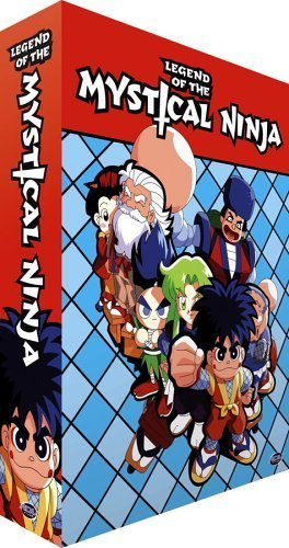 Amazon.com: Legend of the Mystical Ninja: The Complete ...