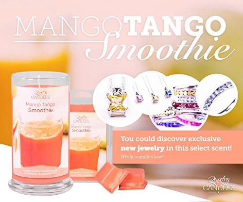 Jewelry in Candles Mango Tango Smoothie Tart