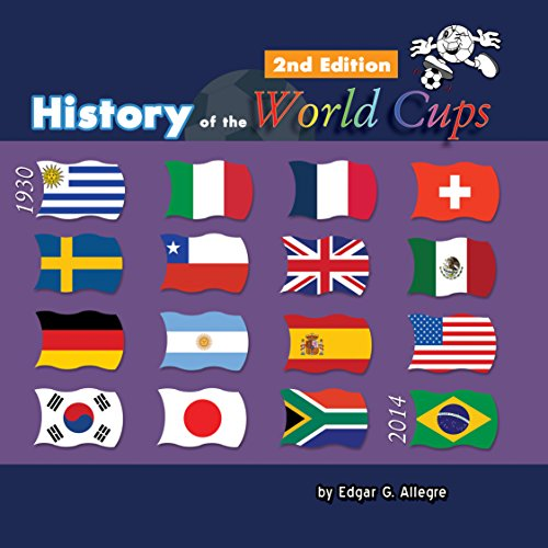 History of the World Cups: From Uruguay 1930 to Brazil - World 1930 Uruguay Cup