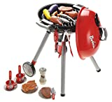 kids barbecue grill - PowerTRC BBQ Grill PlaySet Toy
