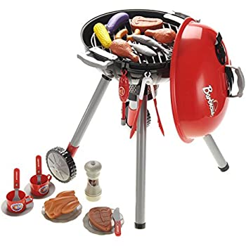 Amazon Com Powertrc Bbq Grill Playset Toy For Kids Toys