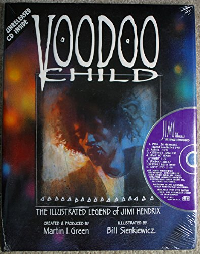 Voodoo Child: Book with CD - Berkshire Outlet