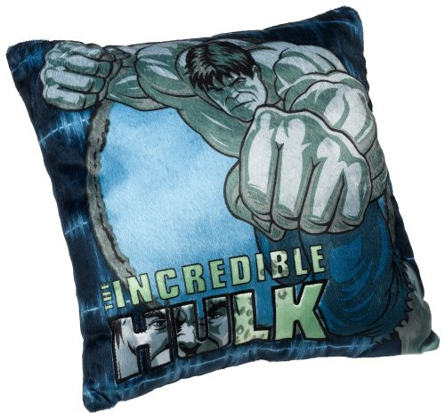 The Incredible Hulk Decorative Pillow