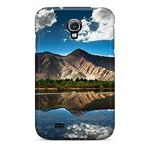 New Mountain Tpu Case Cover, Anti-scratch RomeoJr Phone Case For Galaxy S4