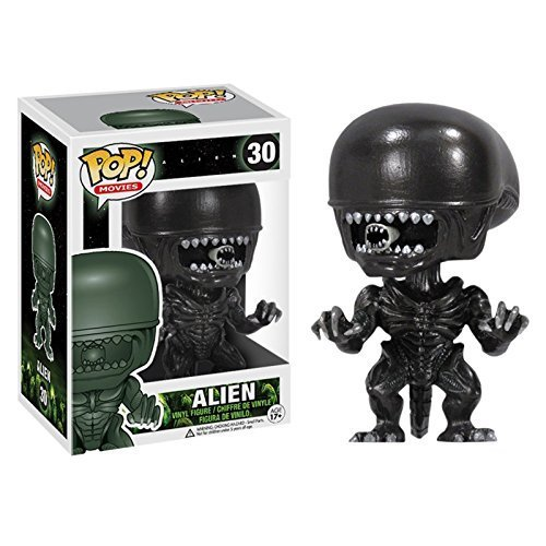 Alien: ~3.9 Funko POP! Movies Vinyl Figure by Alien, Funko