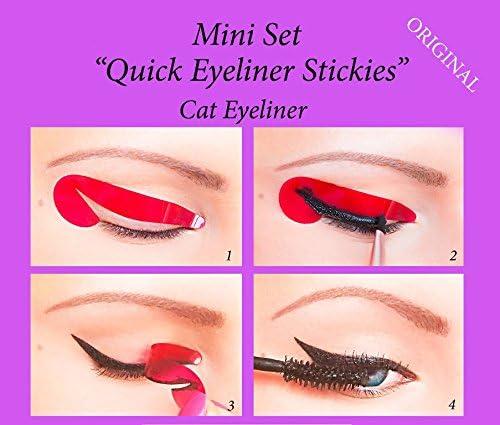 depend eyeliner stickers