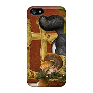 Cute High Quality For LG G3 Phone Case Cover Mushrooms Squirrels Cases