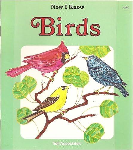 Book Birds (Now I Know)