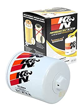 K&N HP-2003 Performance Wrench-Off Oil Filter K&N Engineering