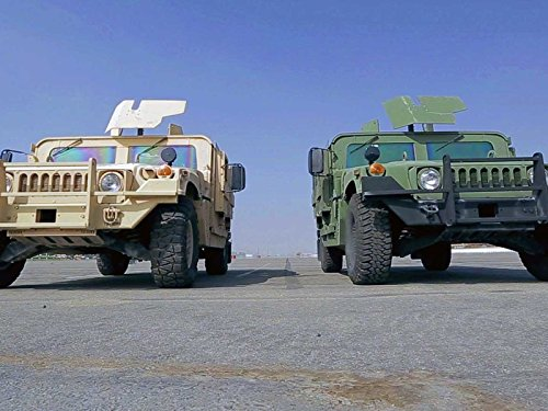 Humvee Shootout! Banks Power Armored Humvee vs. Stock M1116 HMMWV!