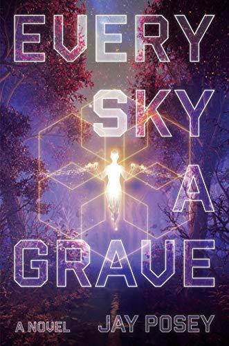Book Cover: Every Sky a Grave: A Novel
