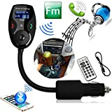 Findway High Quality Wireless Bluetooth Handsfree Car Kit FM Transmitter Modulator Car mp3 Player With Mic Better Than 2015 Style