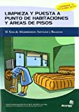 img - for Limpieza y Puesta a Punto de Habitaciones y  reas de Pisos book / textbook / text book
