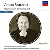 Classical Music : Bruckner: Symphonien [10 CD]