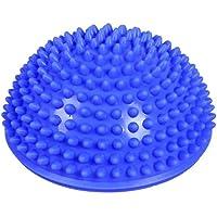 YOYIK Yoga Half Ball Foot Massage Half Egel Stabiliteit Trainer Spiked Massage Ball Foot Pad Gebruikt om Plantar…