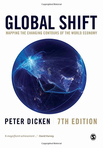 Contour Shift - Global Shift: Mapping the Changing Contours of the World Economy by Peter Dicken (2015-01-08)