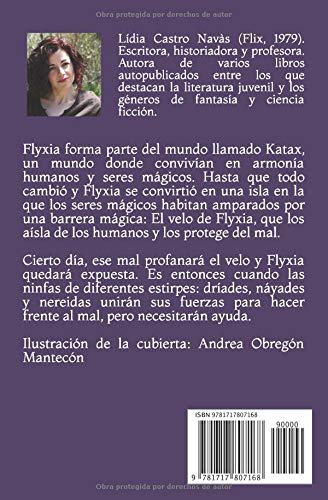 El velo de Flyxia (Spanish Edition): Lídia Castro Navàs, Andrea ...