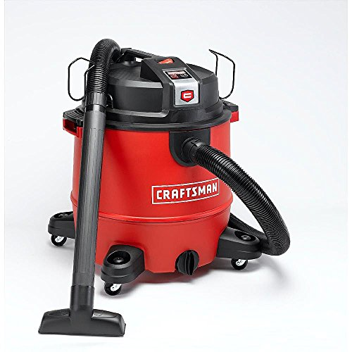 Craftsman XSP 20 Gallon 6.5 Peak HP Wet/Dry Vac/Blower - Craftsman Wet Dry Vacuums