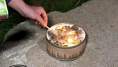 Radiate Portable Campfire 2 Pack (Made in The USA) by Radiate (Image #2)