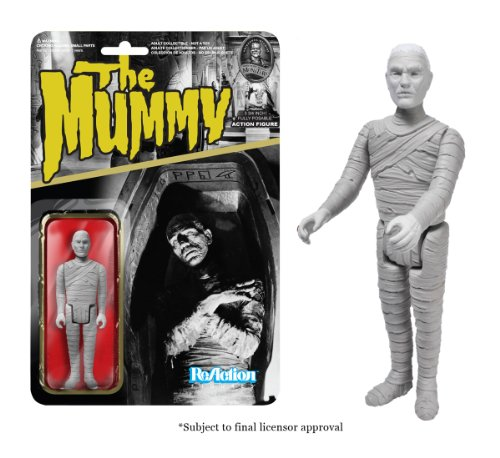 [Funko Universal Monsters Series 2 - Mummy ReAction Figure] (1980s Movie Character Costumes)