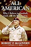 All American, Robert McGovern, 0061227854