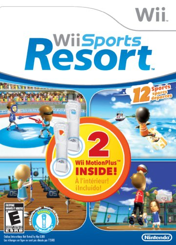 Limited Wii Sports Resort Bundle MotionPlus