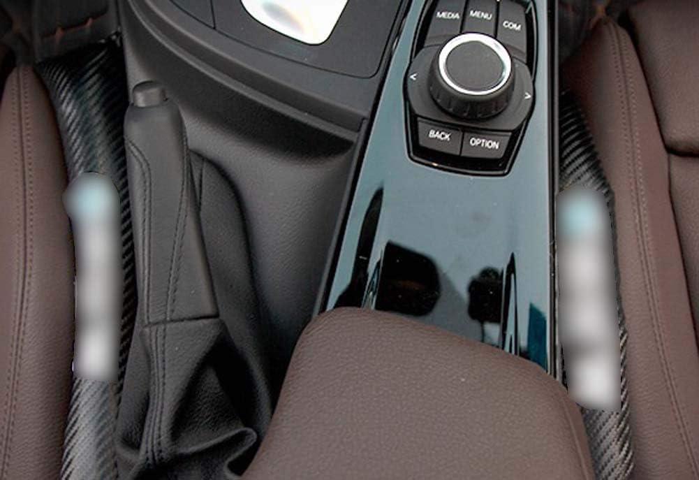 Xinshuo Autositz Lückenfüller Lückenkissen Pu Leder Interior Sitzlückenfüller Für E36 E39 E46 E91 F10 F20 F30 F31 F36 X1 E84 X3 F25 E83 X4 F26 X5 E53 E70 F15 X6 E71 F16