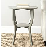 Safavieh American Homes Collection Rhodes French Grey Accent Table