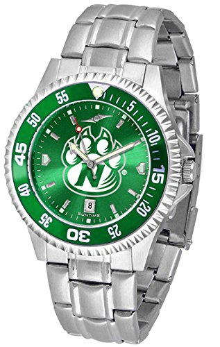 NCAA Northwest Missouri State University Mens Stainless Watch COMPM-AC-NWM