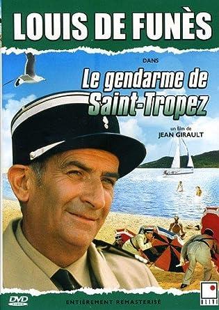 Amazoncom Le Gendarme De St Tropez Louis De Funes