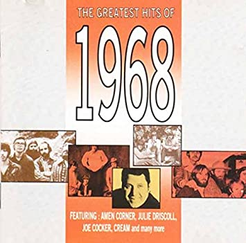 The Greatest Hits Of 1968 Amazoncouk Music
