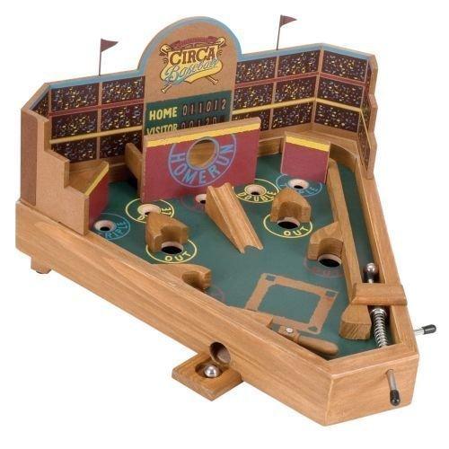Circa Baseball Pinball Game Model: