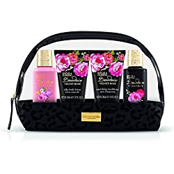 Baylis and Harding Boudoire Velvet Rose Travel Treats Gift Set