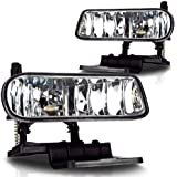 Chevy Replacement Fog Light Assembly - 1-Pair