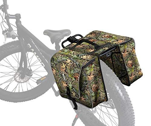 Rambo R164 Mossy Oak Obsession Saddle Accessory Bag (Rack Bike Oak)
